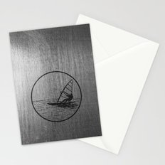 Windsurfing Stationery Cards