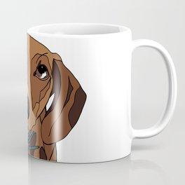 Mabel the mini Dachshund Coffee Mug