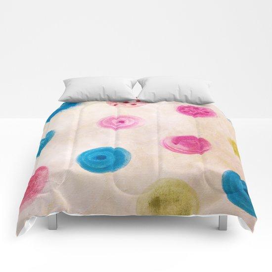 fingertips Comforters