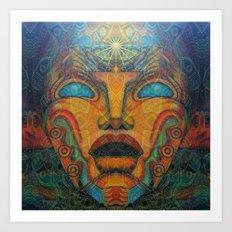 Beauty Within Art Print