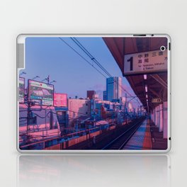5 AM in Tokyo Laptop & iPad Skin