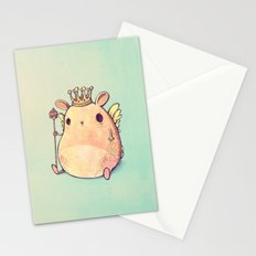 Prince Angel of Bunnyland Stationery Cards