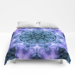 Gothic Fantasy Mandala Comforters