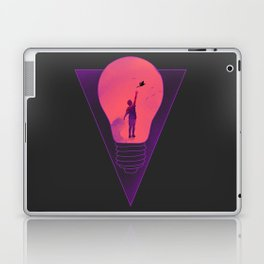 Cloudy Day Laptop & iPad Skin