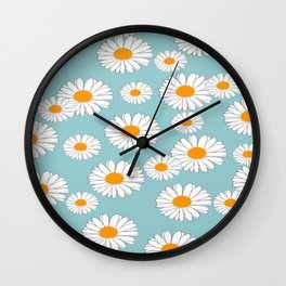 marguerite-68 Wall Clock
