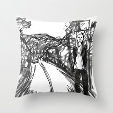 Lucid Throw Pillow
