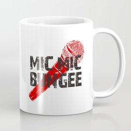 Mic Mic Bungee Coffee Mug