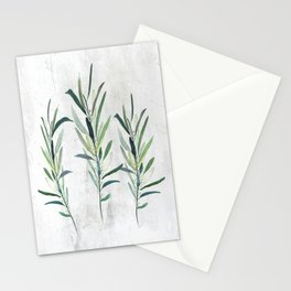 Eucalyptus Branches Stationery Cards