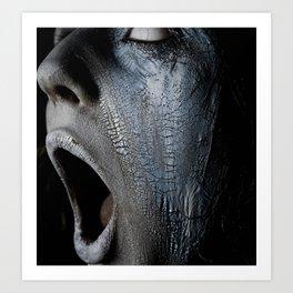 infected Art Print