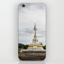 Thailand tempel Khao lak iPhone Skin