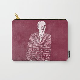 My Name is John Daker Carry-All Pouch
