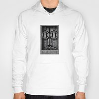 industrial Hoodies featuring D1 Industrial by HOMER LIWAG