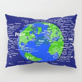Peace on Earth Pillow Sham