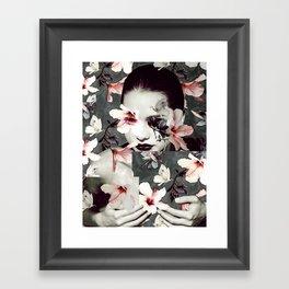 Floral. II Framed Art Print