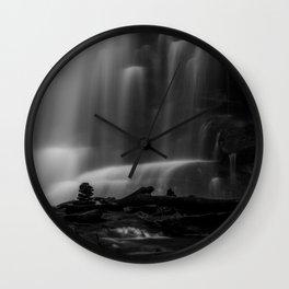 Powerful Nature Wall Clock