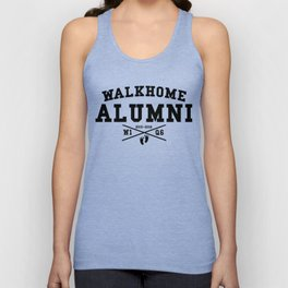 Walkhome Alumni Unisex Tank Top
