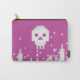 Retro Skull Carry-All Pouch