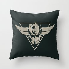 UFO Robot Goldrake Throw Pillow