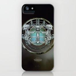 """Astrological Mechanism - Gemini"" iPhone Case"
