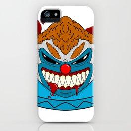 Terror Clown iPhone Case