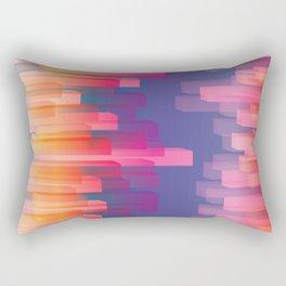 Dichroic Sample 273 Rectangular Pillow