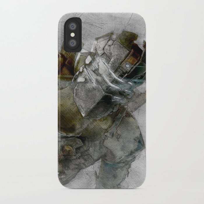 Dead Space 2 iPhone Case