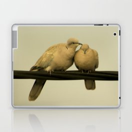 loving doves Laptop & iPad Skin