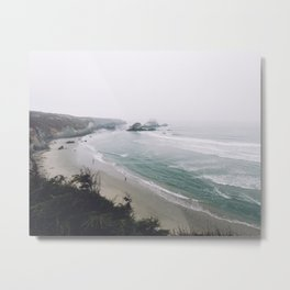 Big Sur Coast Metal Print