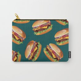Deluxe Cheeseburger Carry-All Pouch