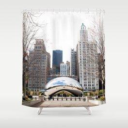Chicago, 2014 Shower Curtain