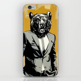 Bear Market iPhone Skin