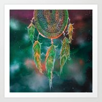 Have you any dreams you'd like to sell ?  Art Print