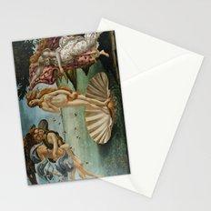 The Birth of Venus Stationery Cards