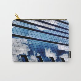 Cloud Vanity Carry-All Pouch