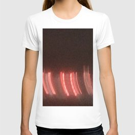 Abstracte Light Art in the Dark 11 T-shirt