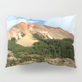 The Famous Gold Mines of Red Mountain Pillow Sham