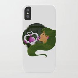 Setsuna iPhone Case