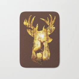 Deer's Woods Bath Mat