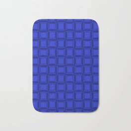 There Are Too Many Squares Bath Mat