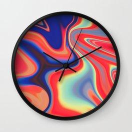 Free + Funk Wall Clock