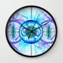 Eyes in the Skies Wall Clock