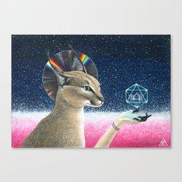 Mau Canvas Print