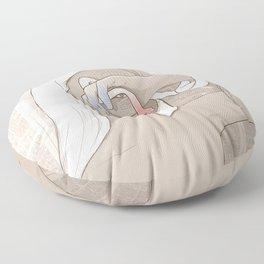Third Eye Floor Pillow