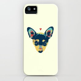 Pet Thoughts iPhone Case
