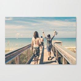 Destination Canvas Print