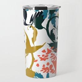 Modern abstract nature B1 Travel Mug