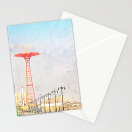 Brooklyn's Eiffel Tower Stationery Cards