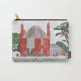 The Elephant and Castle, Lewes Carry-All Pouch