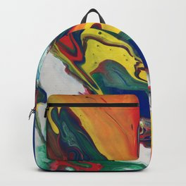 dirty pour ii Backpack