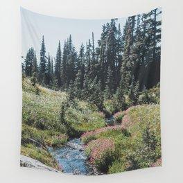 Garibaldi Provincial Park Wall Tapestry